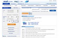 全日空航空公司首页图片