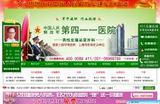 中国人民解放军第四一一医院首页图片