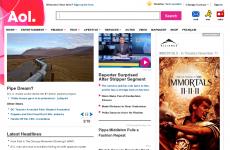 AOL加拿大首页图片