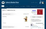 Cobra's Market View