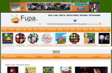 Fupa首页图片