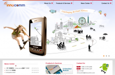 Innocomm Mobile Technology