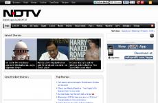 新德里电视台首页图片