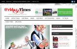 巴基斯坦星期五时报